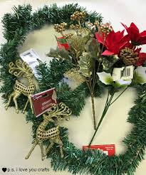 dollar tree wreath p s i you crafts