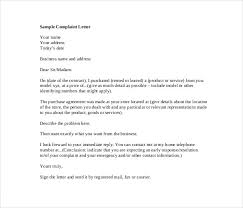 Formal Complaint Letter Against An Employee employee formal complaint letter sle ingyenoltoztetosjatekok