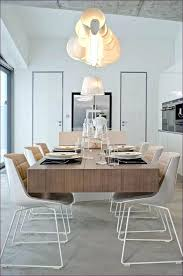 Size Of Chandelier For Dining Table Dining Table 3 Pendant Lights Over Dining Table Kitchen Eating