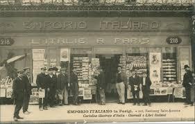 consolato d italia parigi travailleurs italiens 礬migr礬s en les m礬tiers qui ont fait