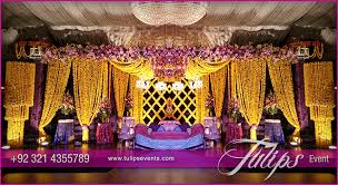 shaadi decorations tulips event best wedding stage decoration flowering