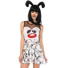 Plus Size Halloween Costumes Animaniacs Wakko Costume Dress Cartoon Character Cosplay