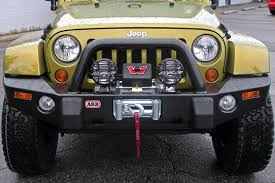 bumpers for jeep arb 3450220 bumper deluxe bar ships free jeep wrangler jk 2007 2014