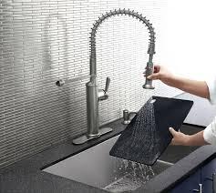 kohler faucet kitchen kohler pull kitchen faucet or 1 2 3 12 kohler cruette pull