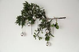Christmas Decorations With Pine Tree Branches by Diy 3 Kid Friendly Holiday Projects Remodelista