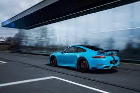 porsche 911 cs techart adds more power to 911 cs turbo s models w