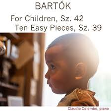 béla bartók for children vol 1 from hungarian folk tunes for