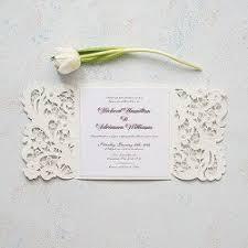 faire part dentelle mariage le faire part dentelle blanche est idéal pour une décoration de
