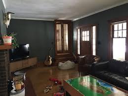 my dark north facing living room