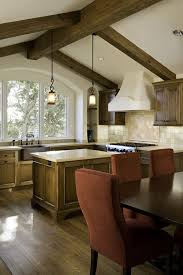 smooth ceiling kitchen mediterranean with stucco san
