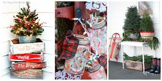 Xmas Home Decorating Ideas by 32 Outdoor Christmas Decorations Ideas For Outside Christmas
