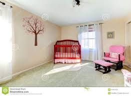 neutral color baby nursery room royalty free stock image image