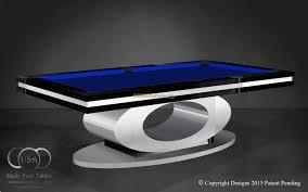 custom pool tables modern pool tables contemporary pool table