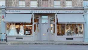 wedding dress shops london boutiques mirror mirror london wedding dress mirror