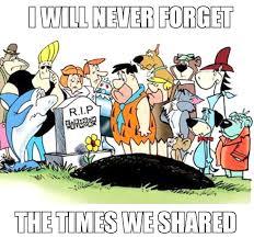 Cartoon Meme - rest in peace cartoon network weknowmemes