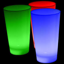 glow in the cups led cups glasses party supplies coolglow