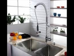 kraus kitchen faucets kraus chrome pullout 1602 kitchen faucet single handle faucets