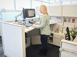 Stand Sit Desk by To Sit Or To Stand Bsi