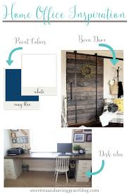 one room challenge week 1 the haphazard home office sweet tea
