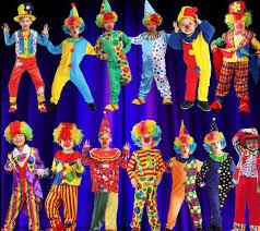 Kids Halloween Clown Costumes Popular Kid Clown Costume Buy Cheap Kid Clown Costume Lots
