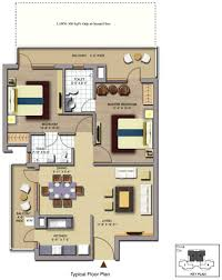 buy home plans contemporary villa in 2700 sq feet house design plans 300 ft k