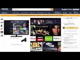 black friday tv sales 2016 amazon certified refurbished amazon fire tv stick save 30 black friday