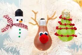 creative ideas diy light bulb ornaments