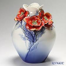 Franz Butterfly Vase 268 Best Franz Vases Images On Pinterest Vases Pottery Vase