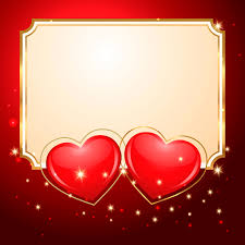 photos valentine u0027s day heart two template greeting card red