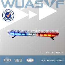 Blue Lights For Firefighters Police Firefighters Red Blue Led Bar Lights Buy Led Police Bar