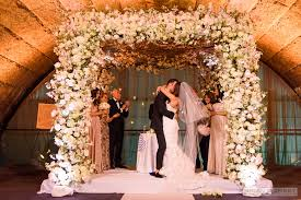 Wedding Arch Nyc New York City New York Floral Design Wedding Planner Bar Bat Mitzvah