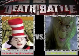 Cat In The Hat Meme - death battle cat in the hat vs grinch by thomasanime on deviantart