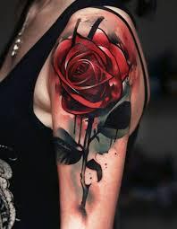 868 best flower tattoos images on pinterest rose tattoos tattoo