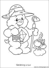 care bears coloring 073 crafty 80 u0027s care bears coloring