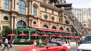 Map Of Hotels On Las Vegas Strip 2015 by French Food At Mon Ami Gabi At Paris Hotel On Las Vegas Strip