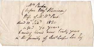 david clarence executor letter template london archives a parcel of ribbons invisible black british history