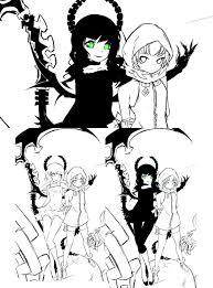 wip brs girls dead master sketch by rinine on deviantart