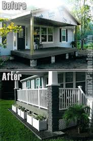 Home Ideas Decorating Best 25 Mobile Home Porch Ideas On Pinterest Mobile Homes