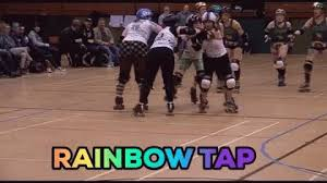 Roller Derby Meme - roller derby gif roller derby hit discover share gifs