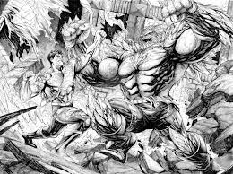 superman doomsday death superman tylerkirkham deviantart