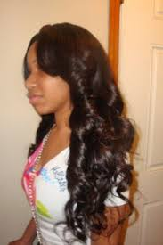 black hair swoop bang sew in with swoop bang sew ins pinterest fringes
