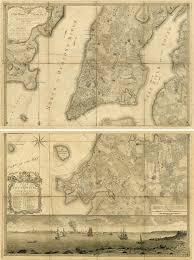 Map Manhattan New York 1776 Ratzer Manhattan U0026 Brooklyn Map Set Battlemaps Us