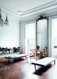 Ceiling Treatment Ideas by Cool Bassett Mirror Company In Living Room Eclectic With False