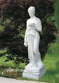 large marble statue hebe goddess hebe statue venus hebe