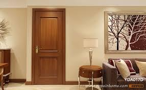 Walnut Interior Door Solid Wood Doors Timber Interior Door Black Walnut Interior Door