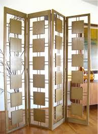 Eames Room Divider Mid Century Modern Vintage Wood Room Divider Screen Eames Era