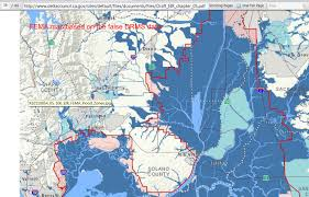 Fema Map More Wrong Maps Of The Delta