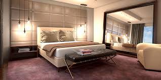 cozy modern bedroom kmp furniture