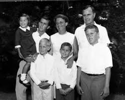 George H W Bush Date Of Birth The Other Children Of George And Barbara Bush Soapboxie