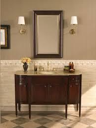 Solid Wood Vanities For Bathrooms Solid Wood Bathroom Vanity Top Best Bathroom Decoration